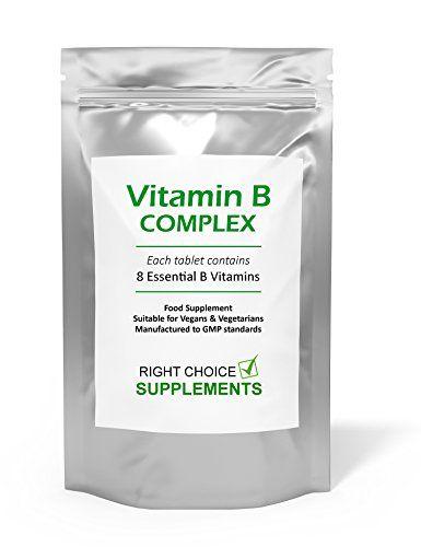 The Product Vitamin B Complex 120 tablets (4 month supply) – Contains all Eight B Vitamins in 1 Tablet, Vitamins B1, B2, B3, B5, B6, B12, Biotin & Folic Acid – BUY 2 GET 1 FREE  Can Be Found At - http://vitamins-minerals-supplements.co.uk/product/vitamin-b-complex-120-tablets-4-month-supply-contains-all-eight-b-vitamins-in-1-tablet-vitamins-b1-b2-b3-b5-b6-b12-biotin-folic-acid-buy-2-get-1-free/