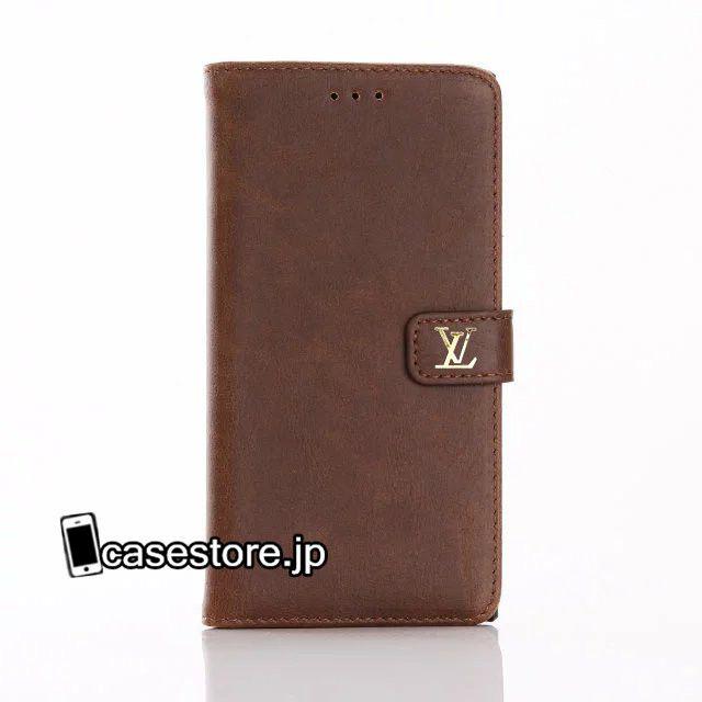xperia xzソニーsonyエクスペリアケース ルイヴィトンLVブランド手帳型カード収納携帯カバースタンド機能ビジネス風iPhone8/7s/7/6s ヴィトンシンプルドコモ/Xperia X Compact男女薄いソフト