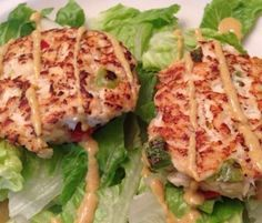 Ripped Recipes - Clean Eating Tilapia Cakes - Give these Tilapia Cakes a try, you wont regret it!