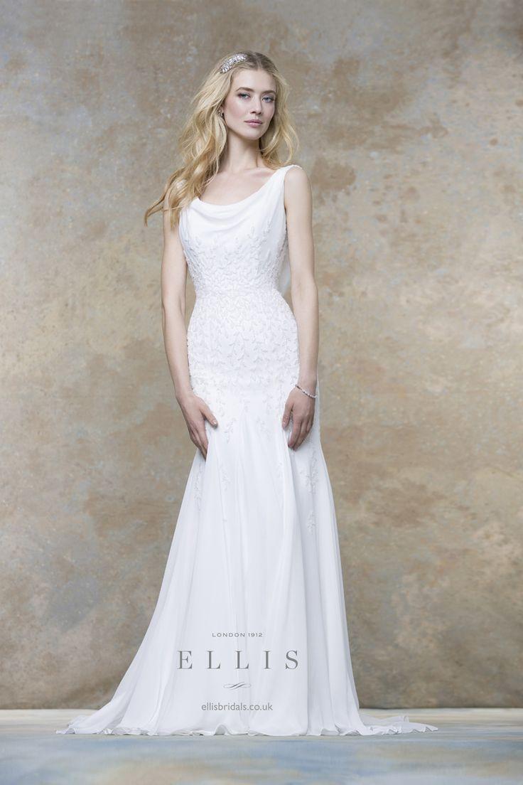 189 best wedding dress designers images on pinterest wedding ellis bridals 2016 wedding dresses itakeyou weddingdress weddinggown ombrellifo Choice Image