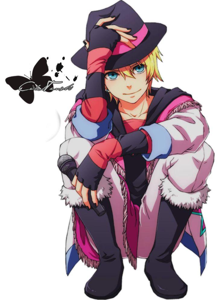 même si c'est un personnage de shojo(uta no prince sama)et que je déteste les shojos(trop niais!!)il faut avouez que syo est très mignon comme même
