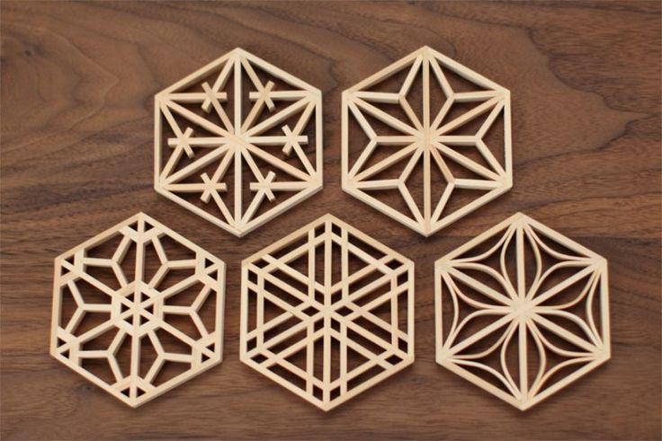 shoji kumiko patterns - Поиск в Google