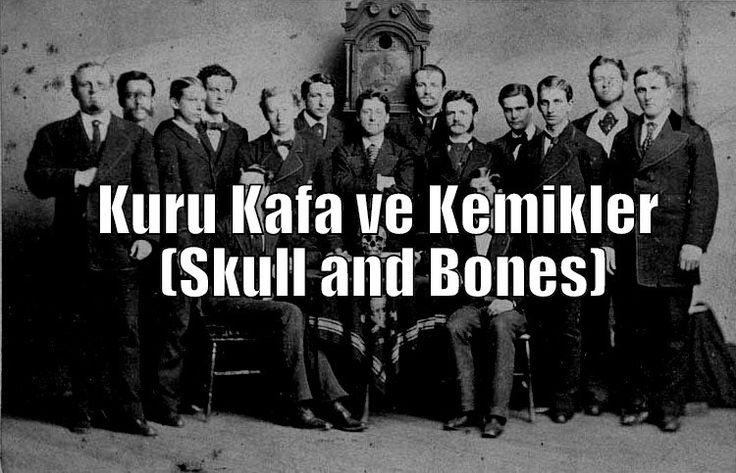 Kuru Kafa ve Kemikler (Skull and Bones) - http://mtasdemir.com/kuru-kafa-ve-kemikler-skull-bones/