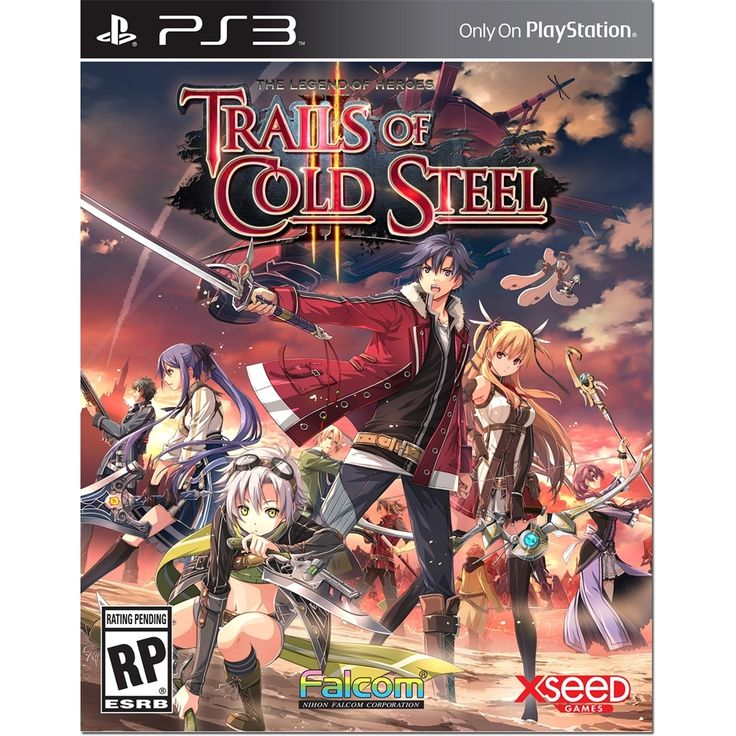 The Legend of Heroes: Trails of Cold Steel II - PRE-Owned - PlayStation 3