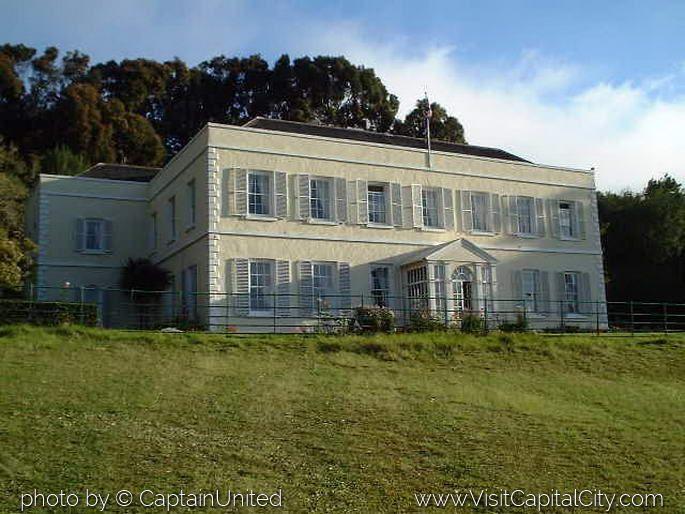Plantation House Governor's Palace Saint Helena, Ascension and Tristan da Cunha