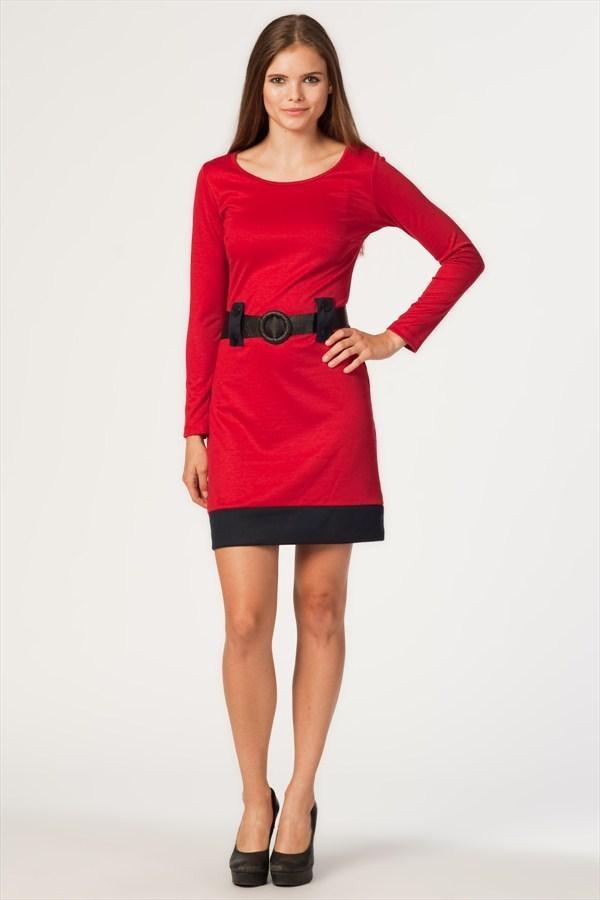 3317 Köprüleri Düğmeli Elbise #elbise #kırmızıelbise #dress http://www.primedays.com.tr/?urun-950-3317-Kopruleri-Dugmeli-Elbise.html
