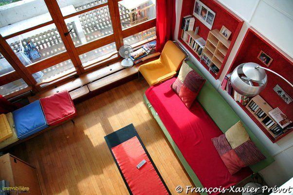 L'Unite d'habitation, Marseille - Le Corbusier