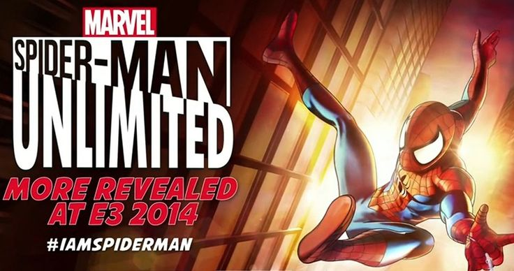 Comic-Con: 'Spider-Man Unlimited' Mobile Game Trailer -- Fans can play as Spider-Man, battling against 'The Sinister Six' in Gameloft's 'Spider-Man Unlimited' video game. -- http://www.movieweb.com/news/comic-con-spider-man-unlimited-mobile-game-trailer