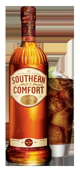 Southern Comfort Drinks and Recipes -- I'll need this to use up all the Southern Comfort I have before the semester ends!