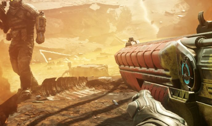 Rage 2 Has Gone Gold Ahead of Release Date
