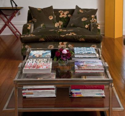 Covet my coffee table: with interior designer Kim Pearson