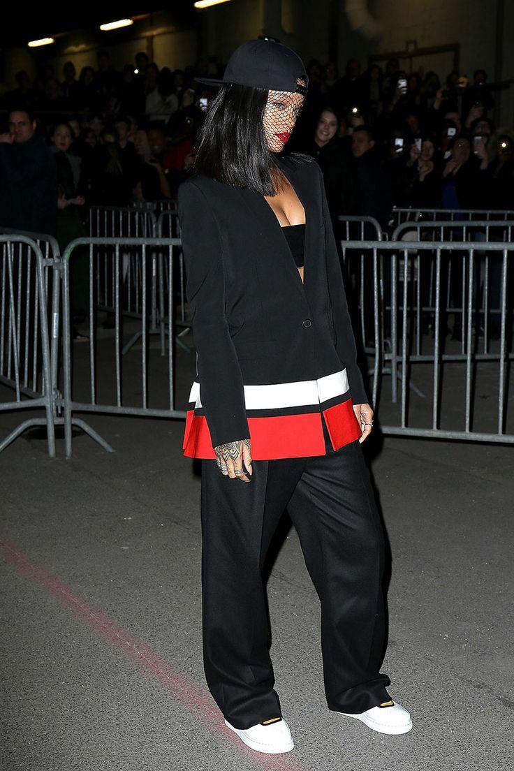 Rihanna's Best Fashion 2014