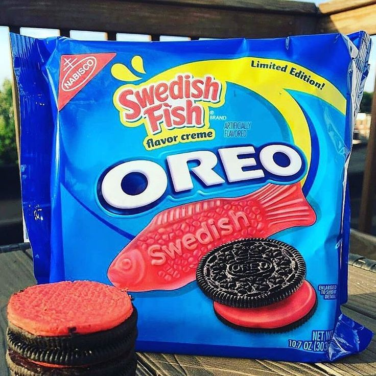 202 best oreo images on pinterest kitchens candy and for Swedish fish oreos