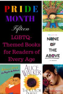 PRIDE month- 15 LGBTQ-themed books for readers of every age