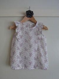 Shirt Pattern size80~130 : ham*a