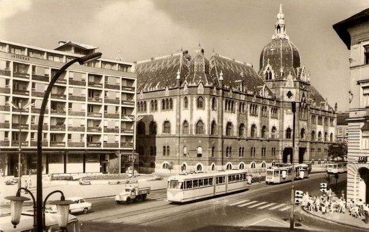 Budapest IX. kerület | Iparművészeti Múzeum
