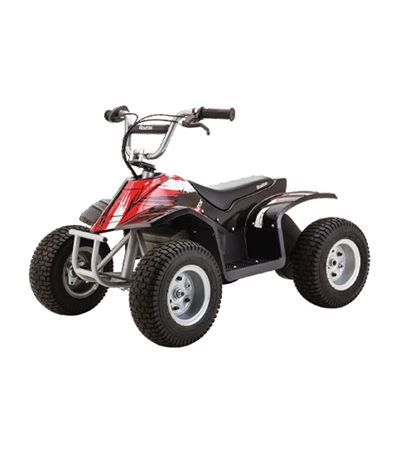 Razor Dirt Quad, £549, www.harrods.com