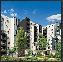 Programme immobilier neuf à Colombes (92) éligible loi Scellier 2012