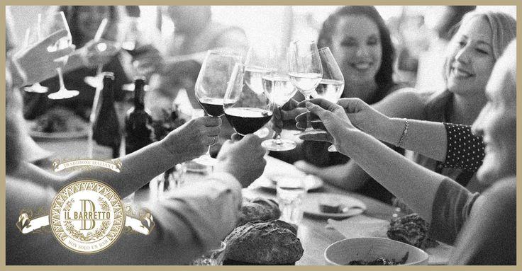 Οι Κυριακές είναι για οικογενειακό τραπέζι στο σπίτι...όλες τις άλλες μέρες η οικογένεια του Il Barretto σας περιμένει στα My Golden Hall, River West Official και McArthurGlen Designer Outlet Athens!  #ilbarretto #restaurant #cafe #family #cheers #happymoments #friends #wine #bar #tradizione #italiana http://www.ilbarretto.com/