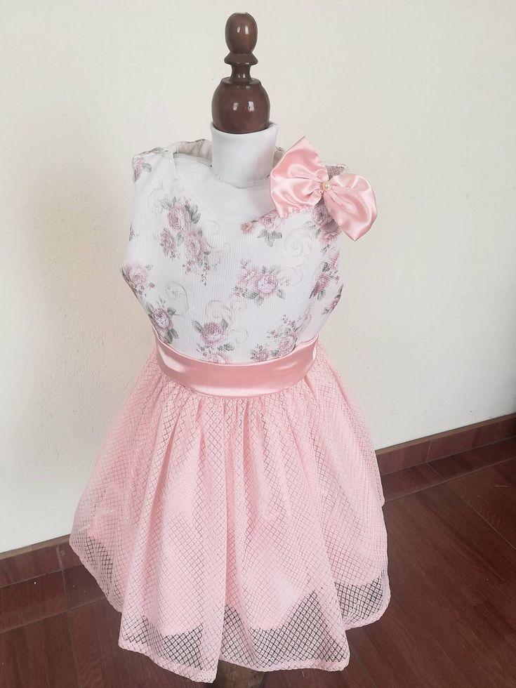 Vestidos para niñas -Tatalú Tallas: 2,4,6,8 Precio: $40.000 WhatsApp 3128417582  O mensaje privado en Facebook Envío gratis a toda Colombia