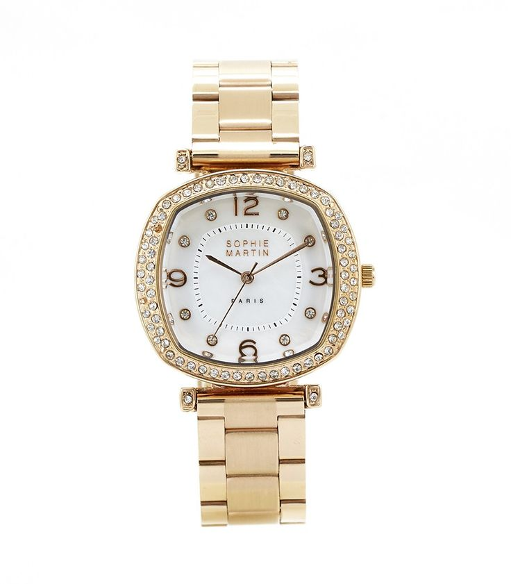 Wow! Look at this fabulous product! I've found at SophieParis.   http://www.sophieparis.com/id/index.php/women/watch/brandy-gold.html  #SophieParis