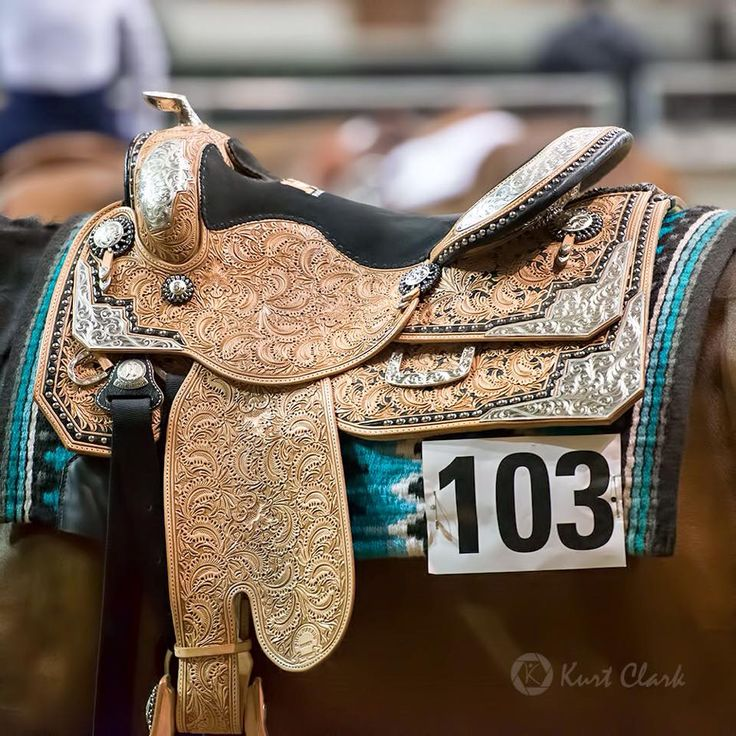 Harris show saddles for sale