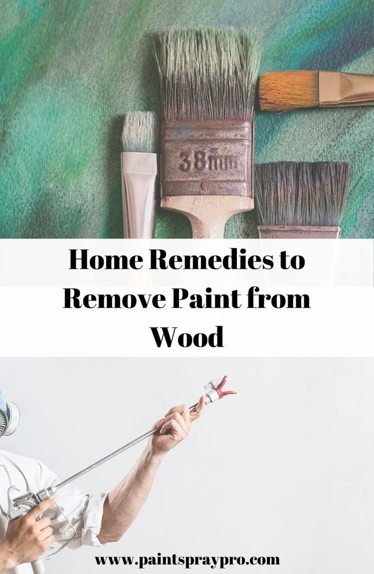 Go natural to remove old paint in 2020 Paint remover