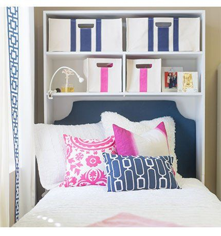 Bed Cubby White