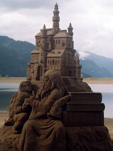 Best I Love Sandcastles Images On Pinterest Ice Art - The 10 coolest sandcastle competitions in the world