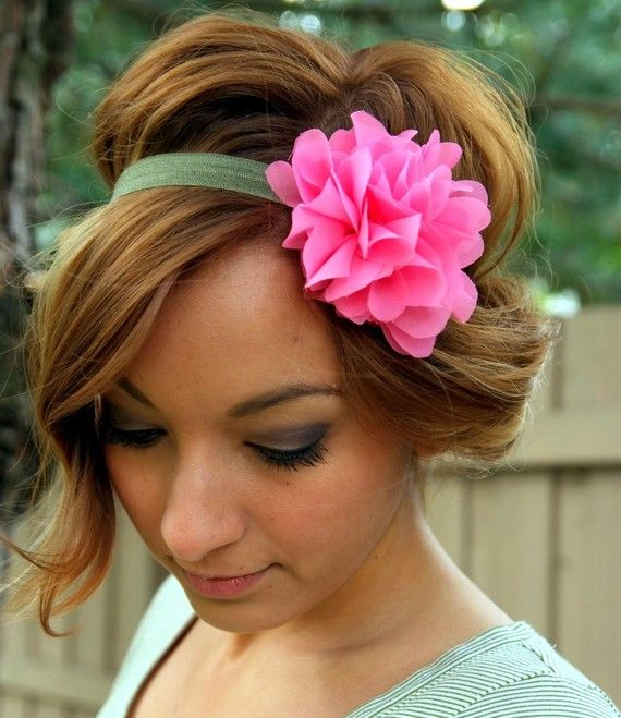 Happy happy headband: Hair Bands, Hair Colors, Flowers Headbands, Cute Headbands, Cuuut Headbands, Great Outfits, Happy Headbands, Hair Style, Headbands Brynnellen