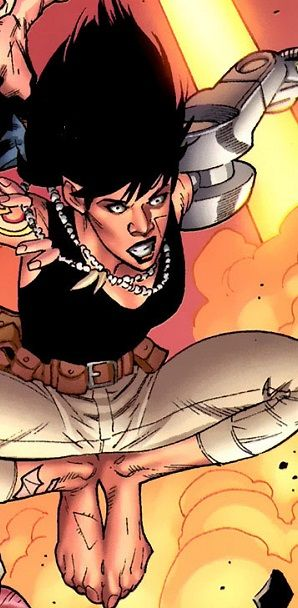 Loca (Inferno Baby) (Earth-616) from New Mutants Vol 3 #17