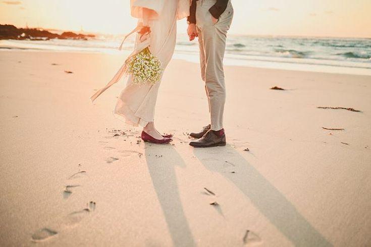 ウエディングフォトで真似したいロマンティックなポーズまとめ | marry[マリー]