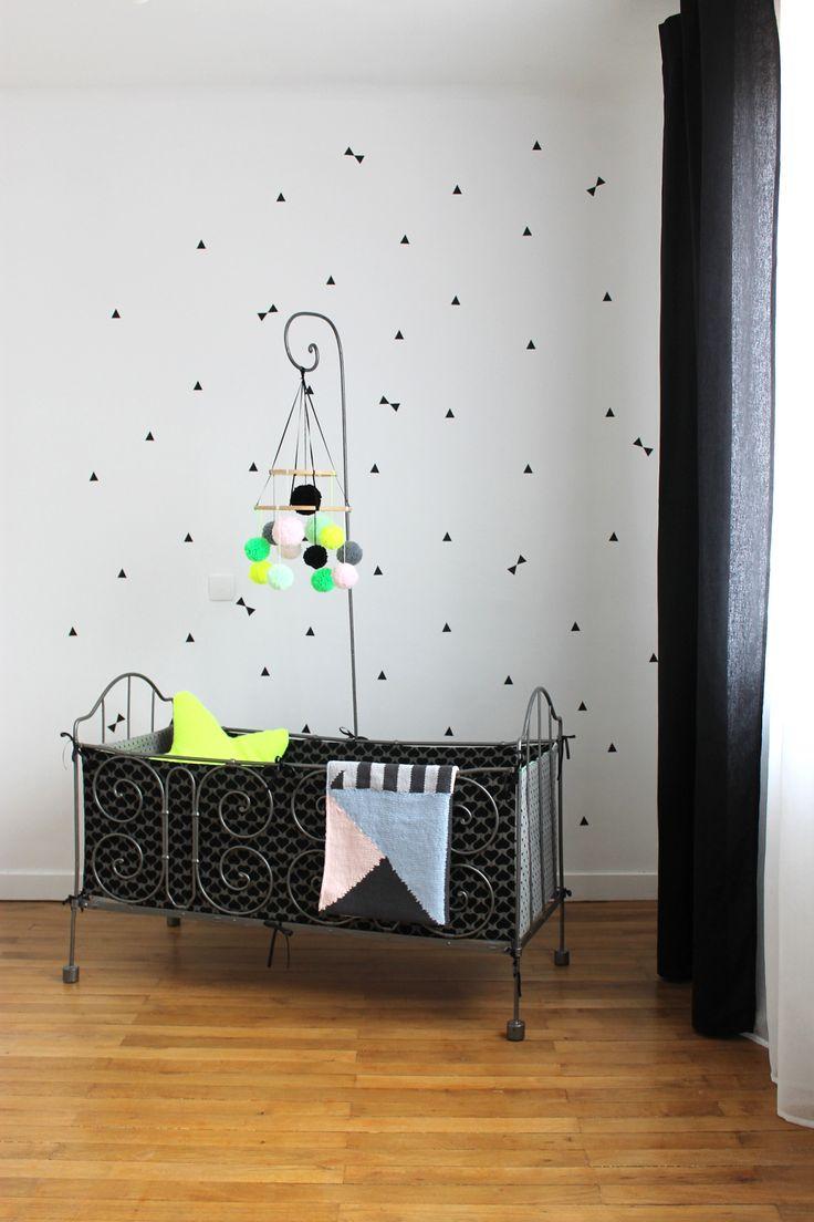 Maayle Chic http://maaylechic.blogspot.com décoration chambre ...