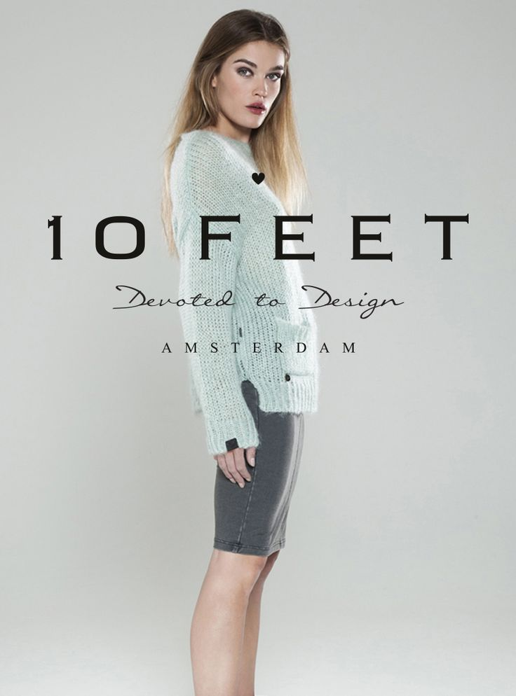10 FEET | Winter 2015 | Campaign