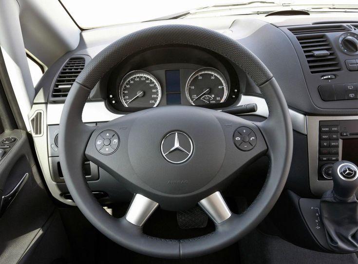 Vito Furgon (W447) Mercedes sale - http://autotras.com