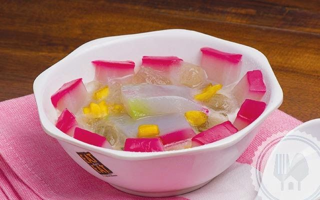 Resep Es Selendang Mayang Khas Betawi Resep Resep Makanan Makanan Resep Minuman