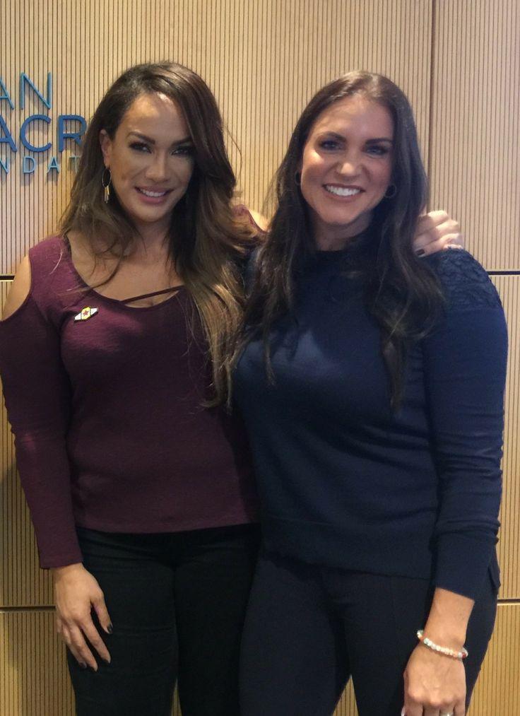 Stephanie Levesque & Savelina Fanene