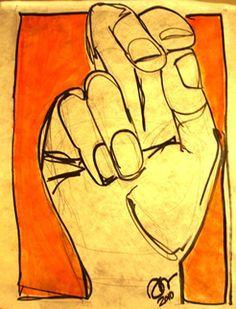 KUBERA MUDRA (símbolo de la riqueza infinita) Publicado por loto violeta el febrero 2, 2012 a las 1:33pm  Puedes realizarlo en una mano o ...