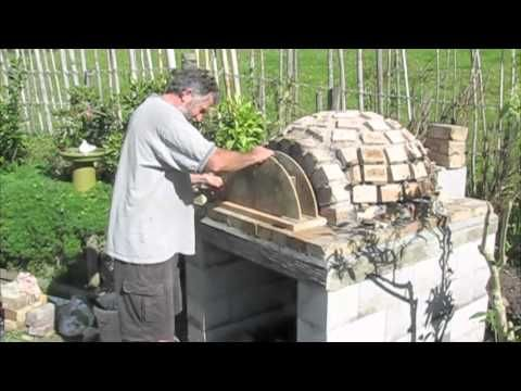 How t build a pizza oven and smoker