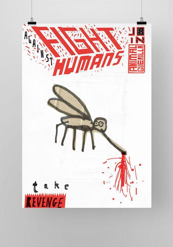 Animal Guerilla_mosquito