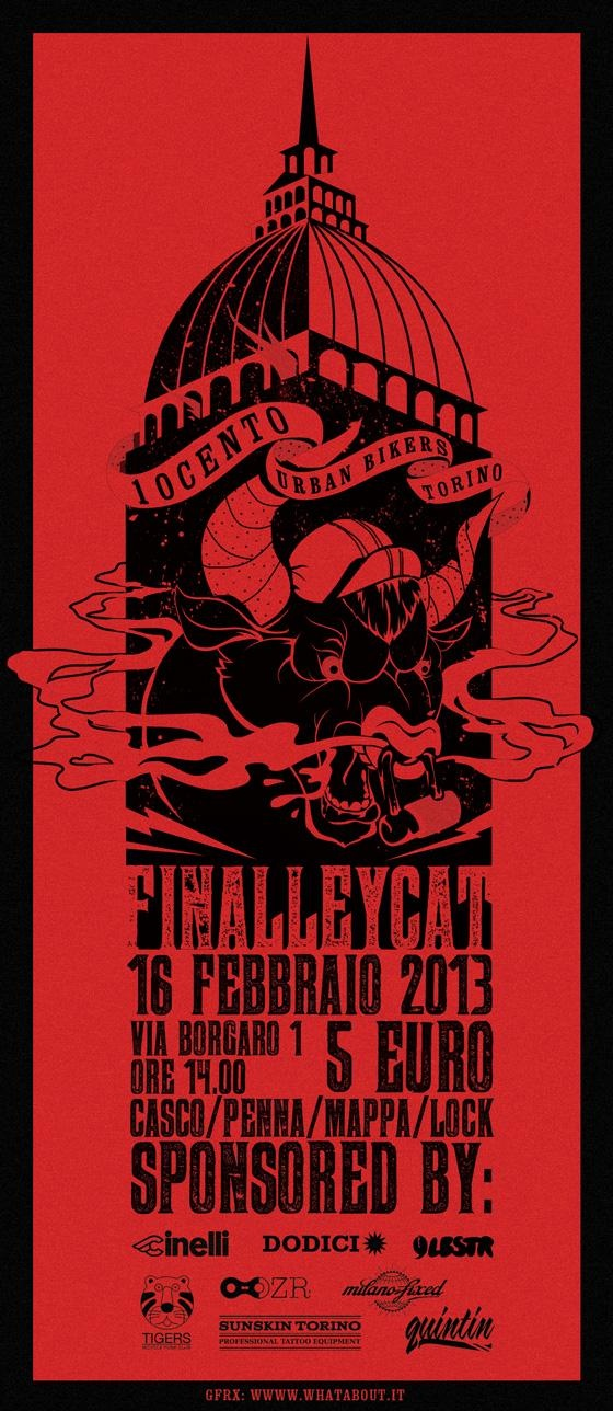 The Last Alleycat [2013/02/16 Torino]