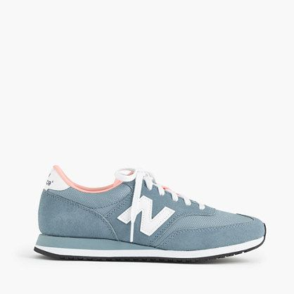J.Crew - Women's New Balance® for J.Crew 620 sneakers. My new favorite shoe! So comfortable!