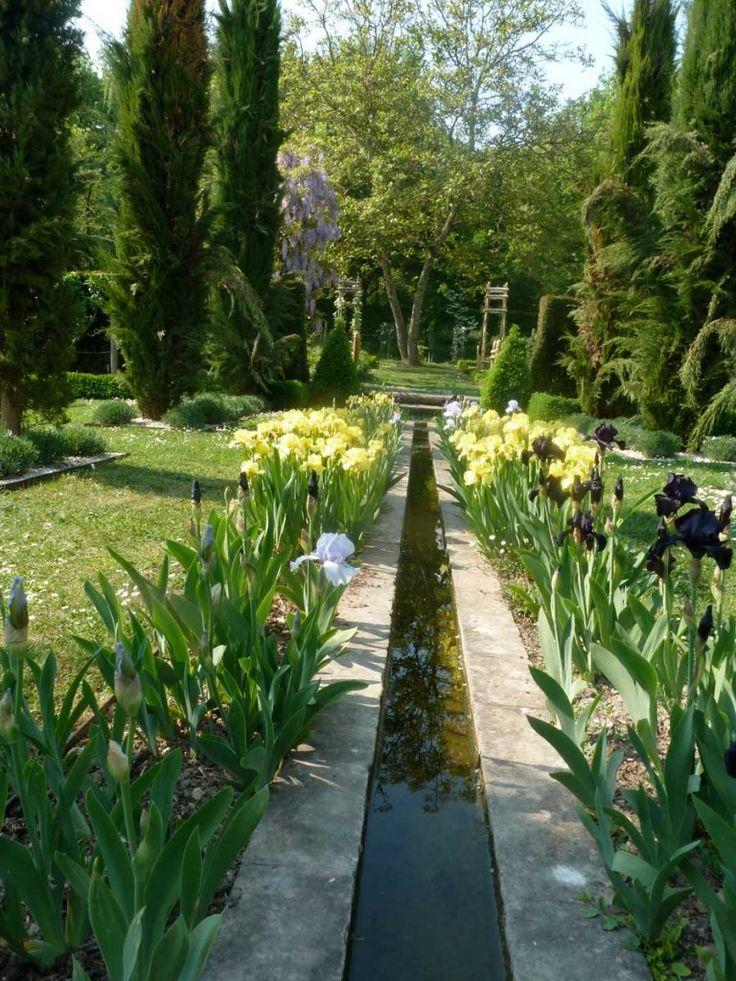 Le chemin d'eau – Domaine de Poulaines