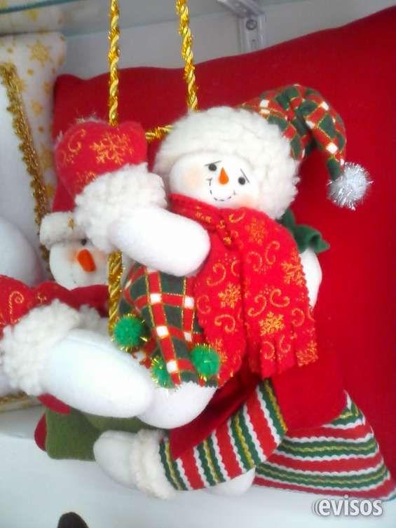 cortineros papanoel nieve renos