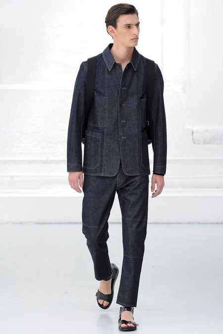 Christophe Lemaire | Spring 2015 Menswear Collection | Style.com