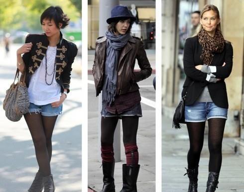 Какие женские брюки лучше носить с короткими полусапожками