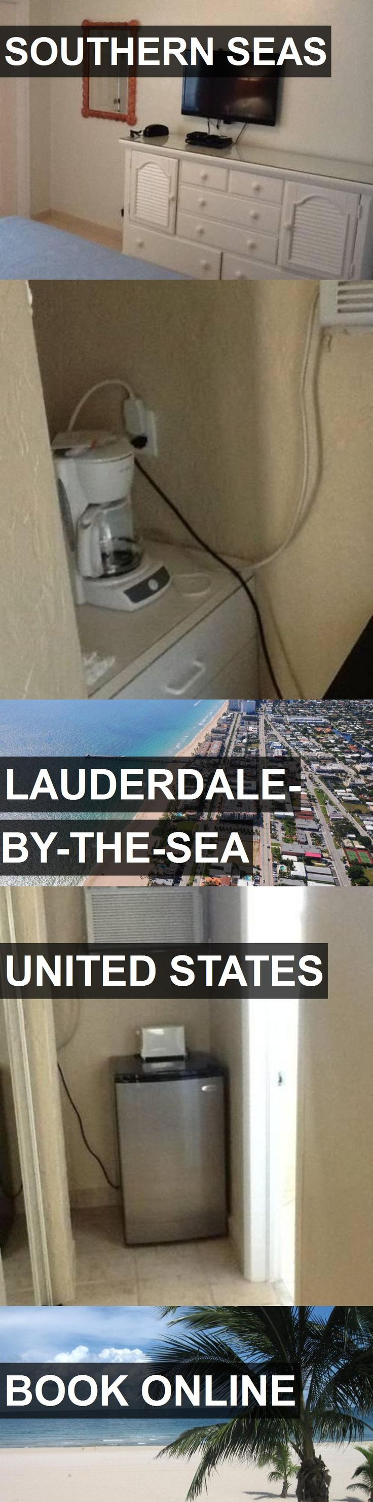 Hotel SOUTHERN SEAS in Lauderdale-By-The-Sea, United States. For more information, photos, reviews and best prices please follow the link. #UnitedStates #Lauderdale-By-The-Sea #travel #vacation #hotel
