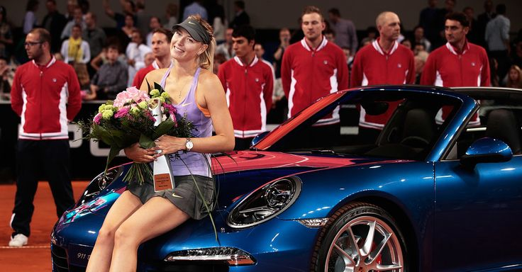 Maria Sharapova to Return From Suspension at April Event in Germany