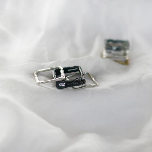 #new #newiscoming #rings #art #madeforyou #mywork #handmade #modern #jewelry #minimalism #design #designer #polishart #polishbrand #brand #silver #silverjewelry #gold #stone #goldjewelry #ruby #gemstonejewelry #mix #mixandmatch #fun #possibilities #annasamkow #samkow