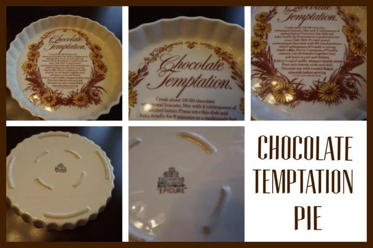 TG Green Chocolate Temptation Pie